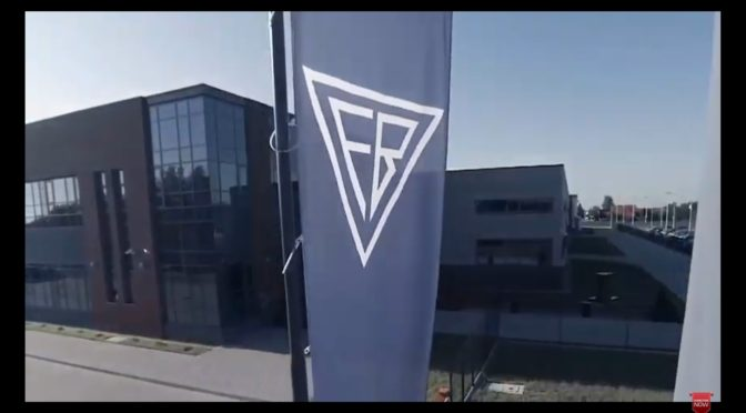 "October 2018 Tour of the Polish Fabryka Broni ""ŁUCZNIK"" Radom Arsenal Production Facility"