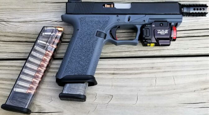 SLR Rifleworks Mag Wells for Polymer80 PF940v2 Frames Are Great