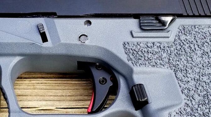Three Simple and Inexpensive Must Have Upgrades on Glock 17 Gen 1-3 Type Pistols To Improve Handling