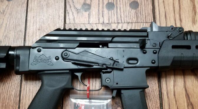 PSA AK-V Part Two:  First Thoughts Out Of The Box