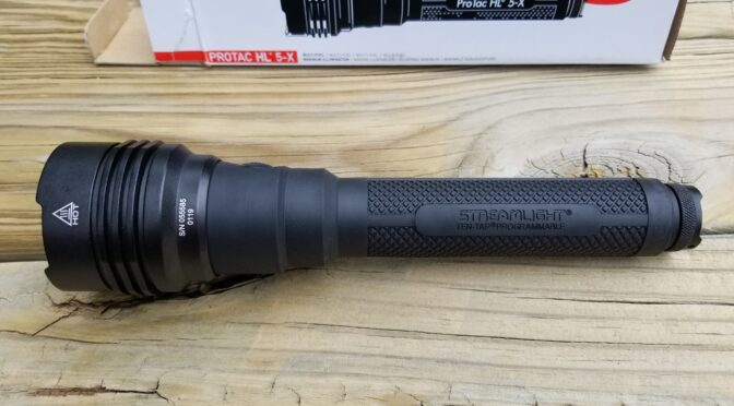 The Streamlight 88081 PROTAC HL 5-X 3500 Lumen Light IS a Beast On Your Side – Part 1