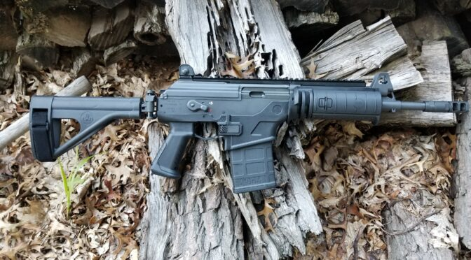 How A Modern IWI Galil Ace Differs From A Traditional AKM – With Lots Of Photos – Part 2