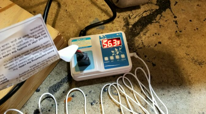How to Make An Affordable and Effective Heated Tank For Acid Etching – Part 2