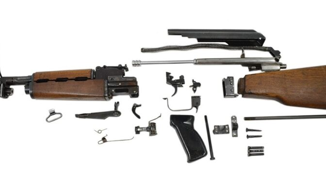 PSA Has Both Yugo M70B1 and M70AB2 Parts Kits On Sale!
