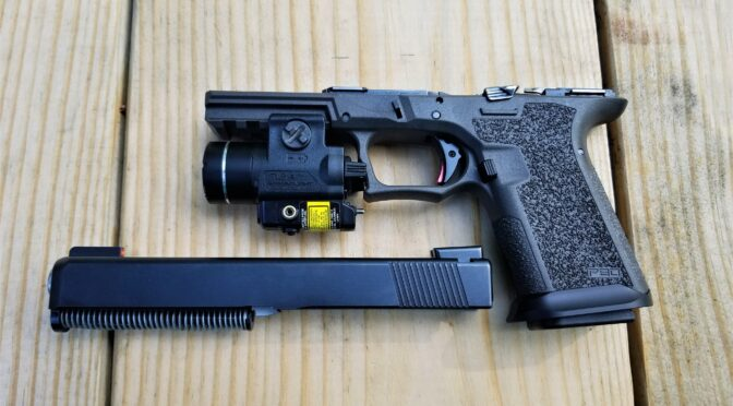 A review Of my Swenson Glock 17 Slide – It's Solid