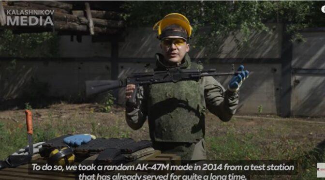 Video: Russian Gunbusters Fires An AK-74M Until It Fails