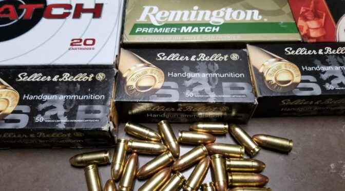 Yes, Sellier & Bellot (S&B) Makes Good Ammo