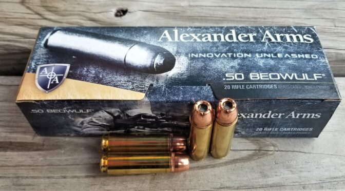 What is the 12.7x42mm cartridge?  Is it the same as .50 Beowulf?