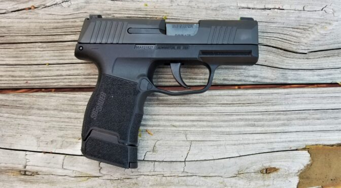 PSA Has a Good Deal on the SIG P365 Tac Pac With 3 12-rnd Mags and a Holster