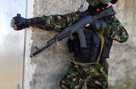 Post #45 – Photos of AK and Related Rifles
