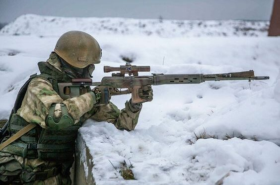 Post #2 – Photos of Dragunovs and Related Rifles