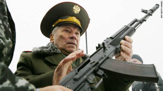 Post #61 – Photos of AK and Related Rifles – Remembering Comrade Kalashnikov