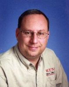 "Rich Spedaliere, host of ""Spitz on Sports"" WENG Radio"