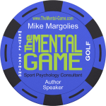 The Mental Game Poker Chip