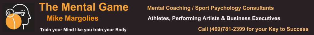 The Mental Game
