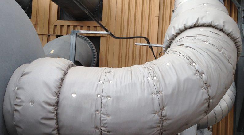 Insulated Steam Blanket