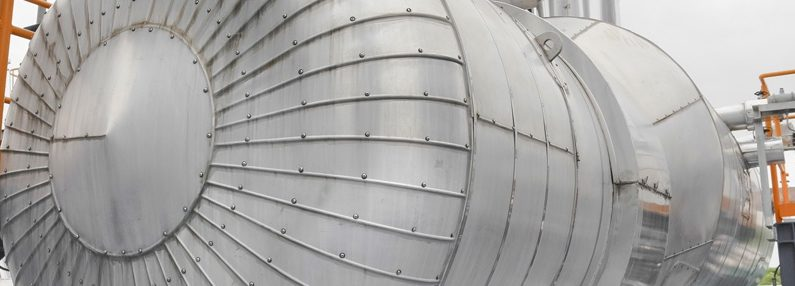 Industrial Vessel Insulation Services