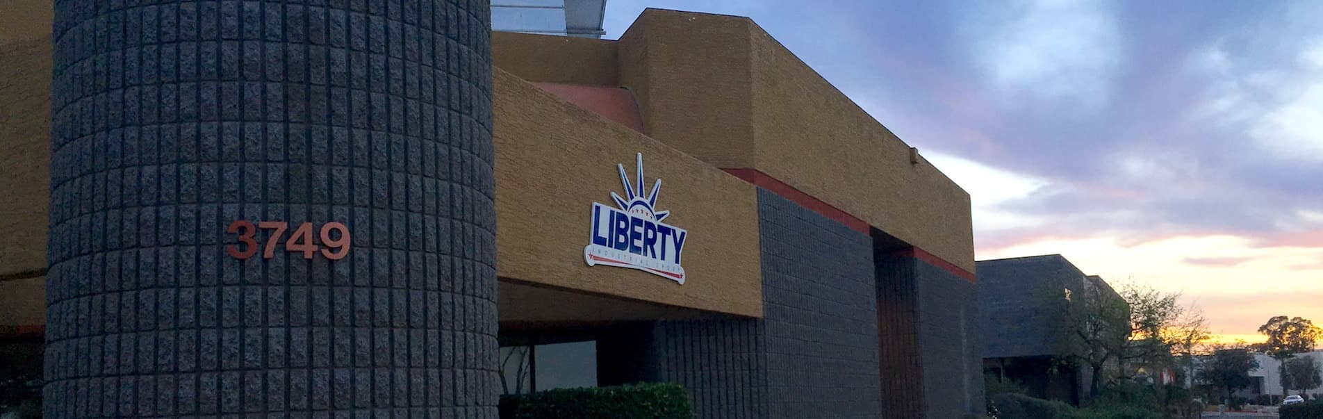 Liberty: one of the premier industrial scaffolding companies
