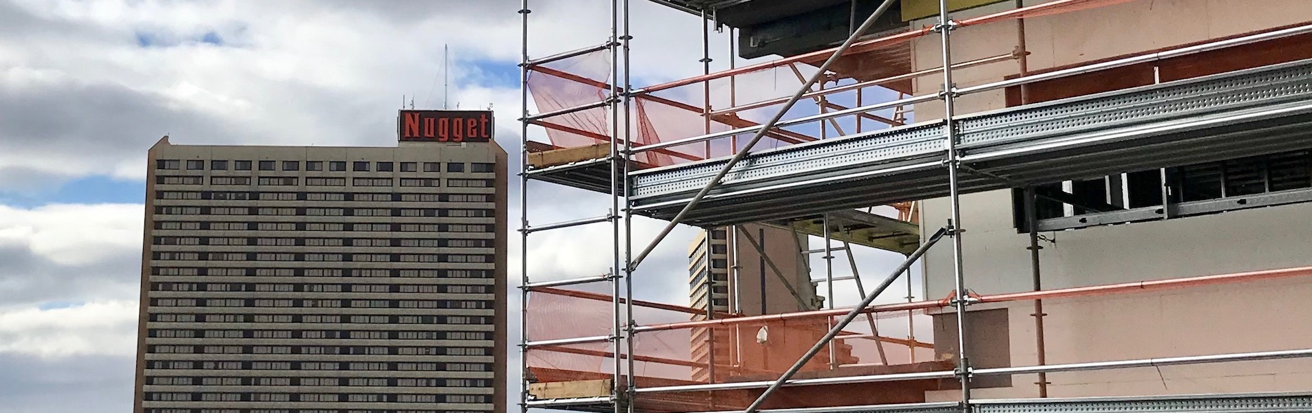 Liberty: a premier commercial and industrial scaffolding company
