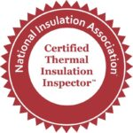 Liberty is an NIA-certified Thermal Insulation Inspector