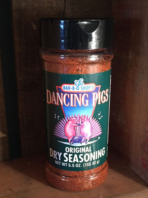Dancing Pigs Dry Seasoning