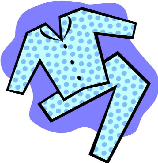 Victoria's Pajamas … and Leadership