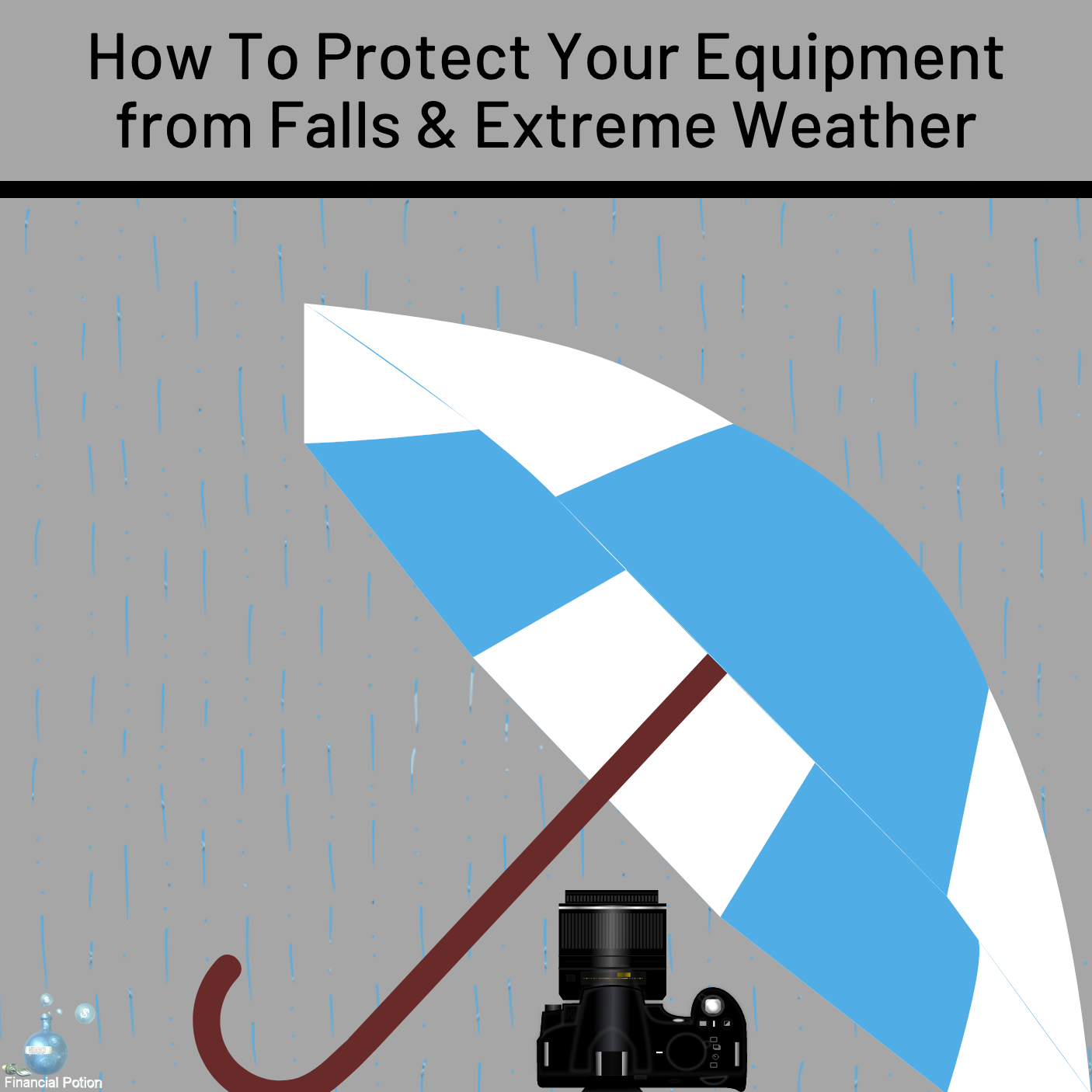 How to, Protect Equipment, Extreme Weather