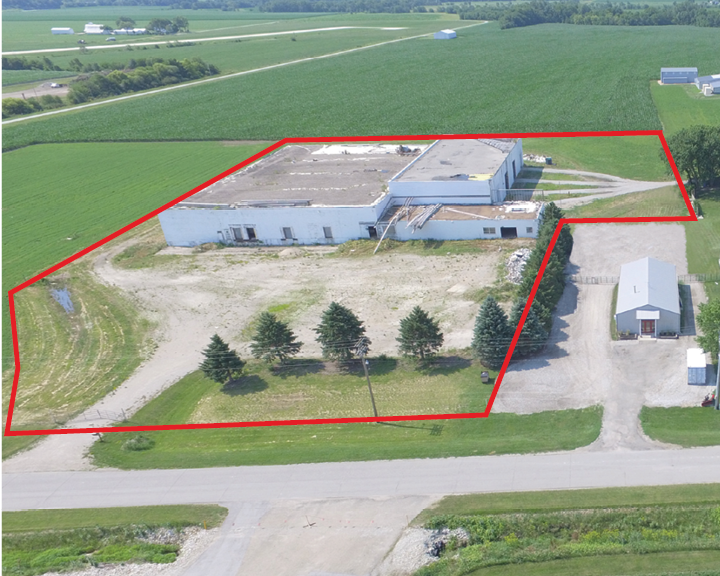 Commercial Property Auction on 11-15-18 Clarinda, Iowa