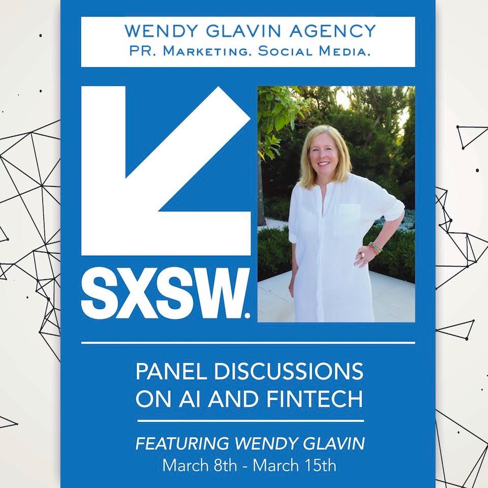 Wendy Glavin SXSW FinTech