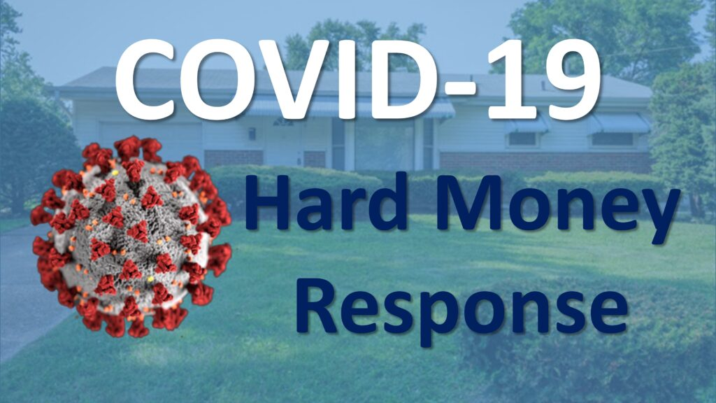 COVID-19 Hard Money Response