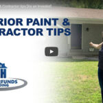Exterior Painting and Contractor Tips
