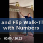 Fix and flip walk through with Bryan Schroeder explaining the fix and going over the numbers