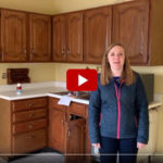 Suzanne Hunn of FasterFunds Lending explain a rental kitchen fix