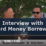 Bryan Schroeder of FasterFunds Lending interviewing Kris a real estate fix and flip rehabber