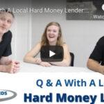 q and a hard money lending