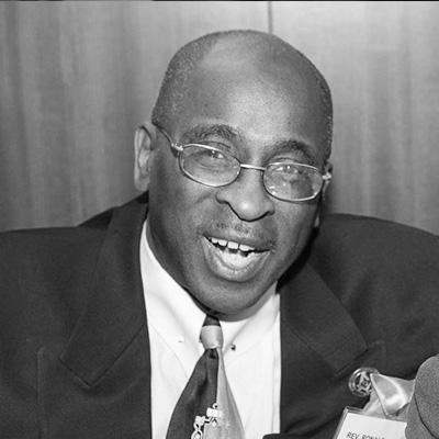 Reverend Ronald Tuff