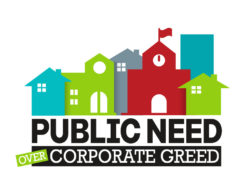 Public Need Over Corporate Greed