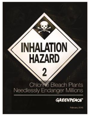 Chlorine Bleach Plants Needlessly Endanger Millions
