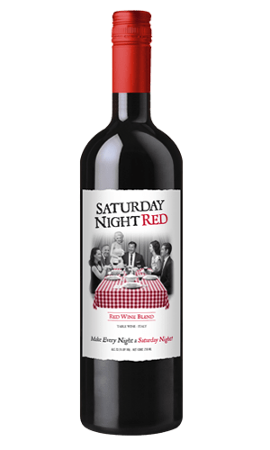 red bottle saturday night red transparent background