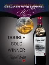 Gray Poster Napa Smith Double Gold Winner