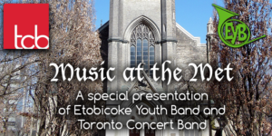 Music at the Met: TCB+EYB @ Metropolitan United Church | Toronto | Ontario | Canada