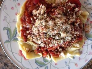 pasta with duck ragu