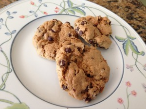 Vegan Wheat-free, Soy-free cookies
