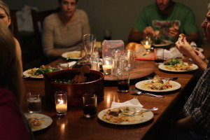 dinner party - osso buco
