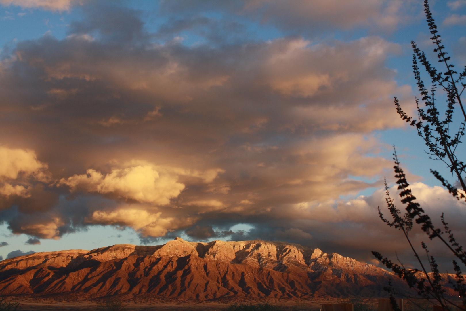 sandia mountains 1