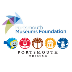 Portsmouth Museums combined logos (1)