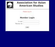 AAAS member Login