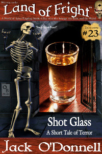 Shot Glass - Land of Fright #23