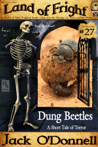 Dung Beetles - Land of Fright #27