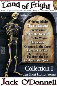 Land of Fright Collection I
